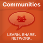 SupportNet Communities