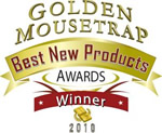 Best New Product - Golden MouseTrap